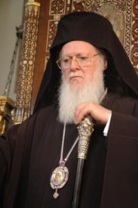 oikoumenikos patriarxis Bartholomaios