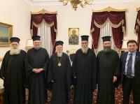 Δελτίο Τύπου Ιεράς  Επαρχιακής Συνόδου Εκκλησίας Κρήτης